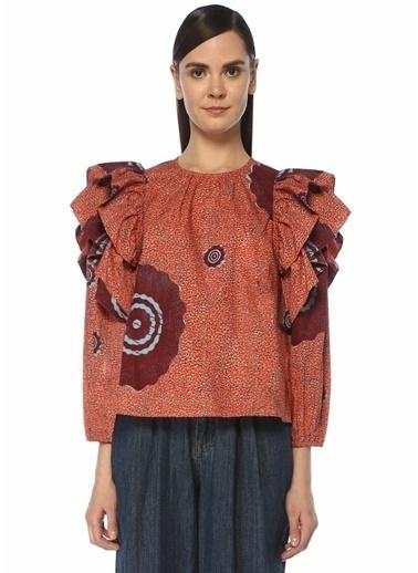 Beymen&Designer Bluz Kırmızı
